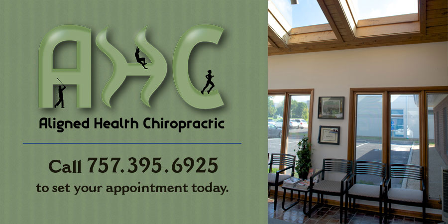 Virginia Beach Chiropractor, Aligned Health Chiropractic's Phone Number 757.200.2000